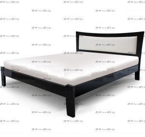 Кровать Аврора с мягкой спинкой