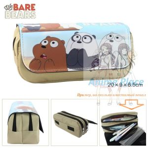 Пенал We Bare Bears