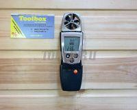 Testo 410-1 анемометр фото