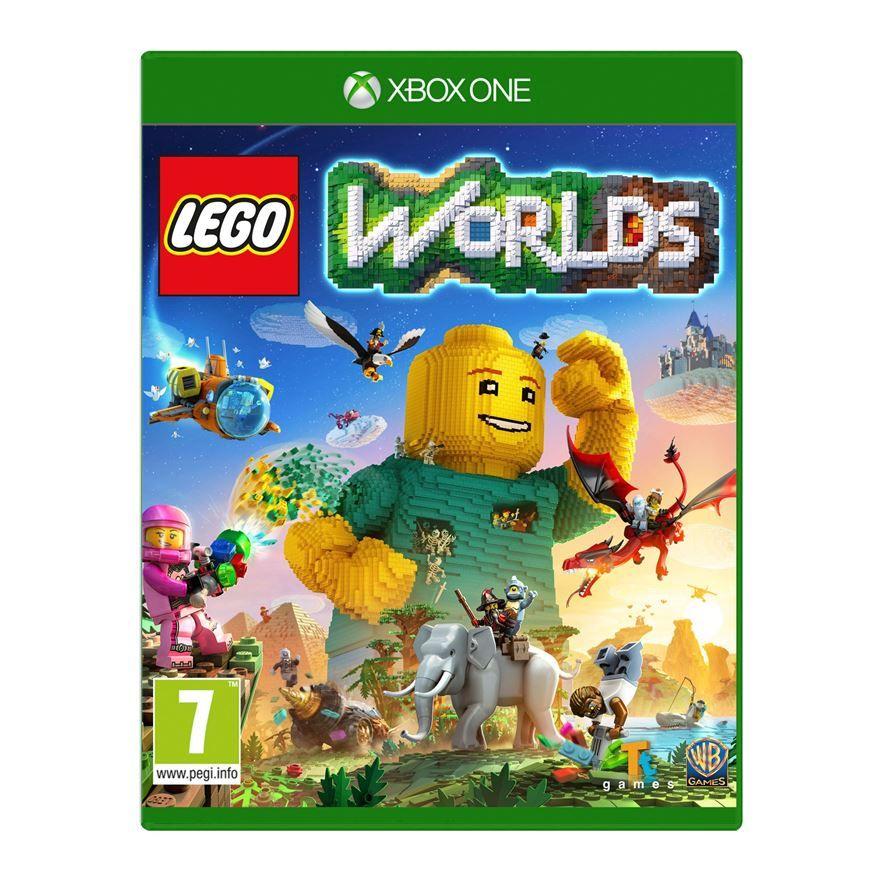 Игра Lego Worlds (Xbox One, русская версия)