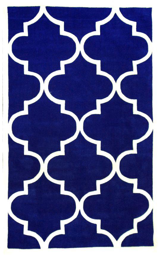 Ковер Trelli синий 1,2 1,8 м