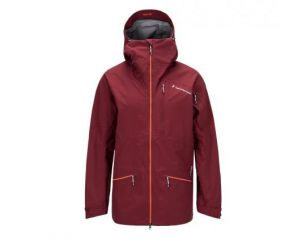 Peak Performance Radical 3L Jacket cabernet