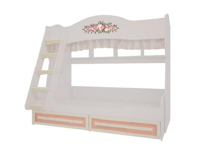 Кровать «Алиса» двухъярусная