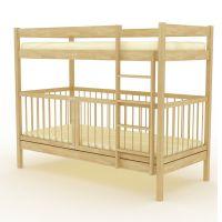Кровать двухъярусная Скаут-1 Плюс №Д