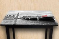 Наклейка на стол - Темза | Купить фотопечать на стол в магазине Интерьерные наклейки