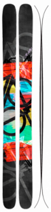 CARAVAN SKIS SB110 2016