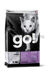 GO для котят и кошек (4 вида мяса)