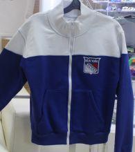 Толстовка детская с символикой New York Rangers