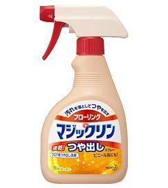 Спрей-пенка для чистки пола c защитой поверхности Glass Magiclean Bubble Spray