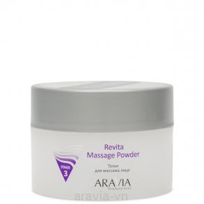 Тальк для массажа лица Revita Massage Powder