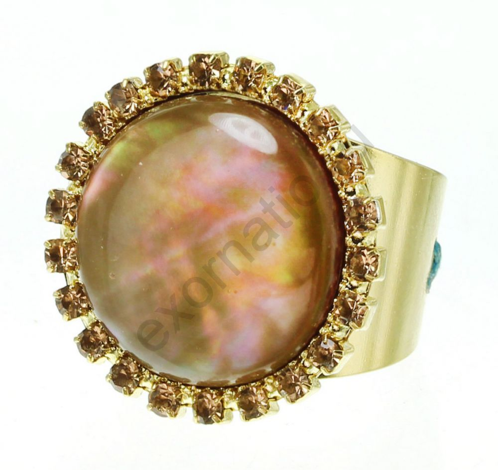 Кольцо Franck-Herval 1961700. Коллекция Adelina