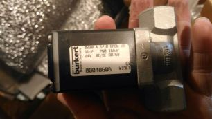 Электромагнитный клапан Burkert 0290