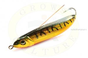 Блесна незацепляйка Grows Culture Minnow Spoon 6019 60мм / 10 гр / заглубление: 0,1 - 0,5м/ цвет: 014