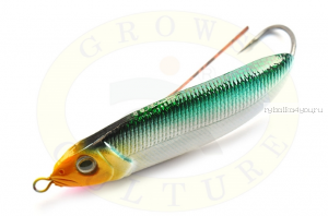 Блесна незацепляйка Grows Culture Minnow Spoon 6019 70мм / 14 гр / заглубление: 0,1 - 0,5м/ цвет: 013