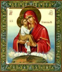 Почаевская икона БМ (рукописная на заказ)