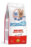 Forza10 Maintenance Mini Adult Cervo e Patate Корм для собак мелких пород из оленины с картофелем (2 кг)