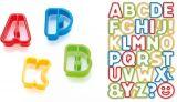 Tescoma Формочки азбука DELICIA KIDS, 34 шт 630925