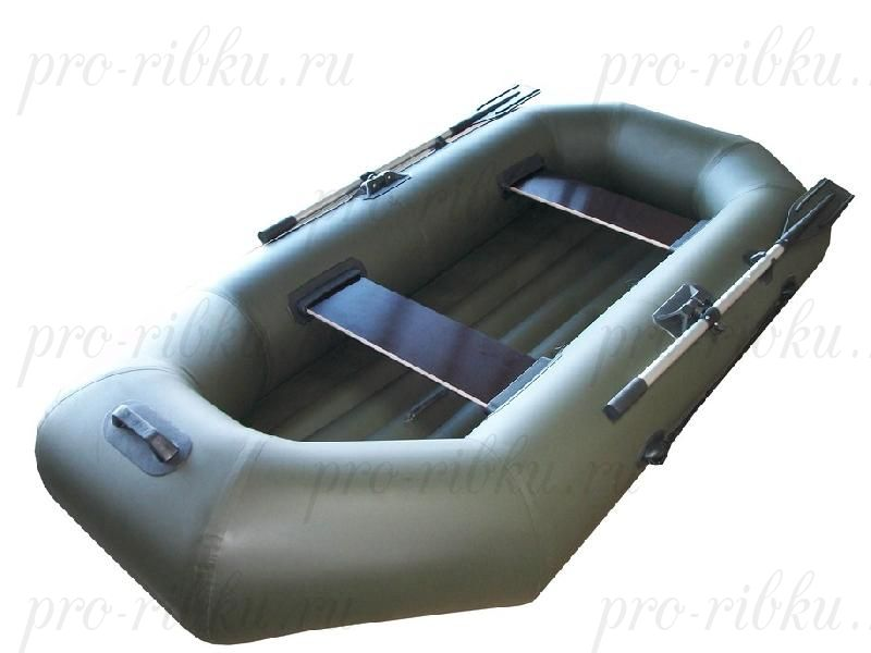 Лодка АРГОНАВТ 250НДТР с надувным дном и транцем