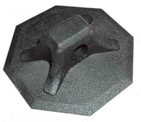 Шайба леера тип-1, шестиугольная (ВЛ)