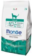 Monge Cat Hairball Корм для кошек для выведения комков шерсти (1,5 кг)