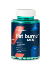 CYBERMASS - Fat Burner MEN 100 Caps