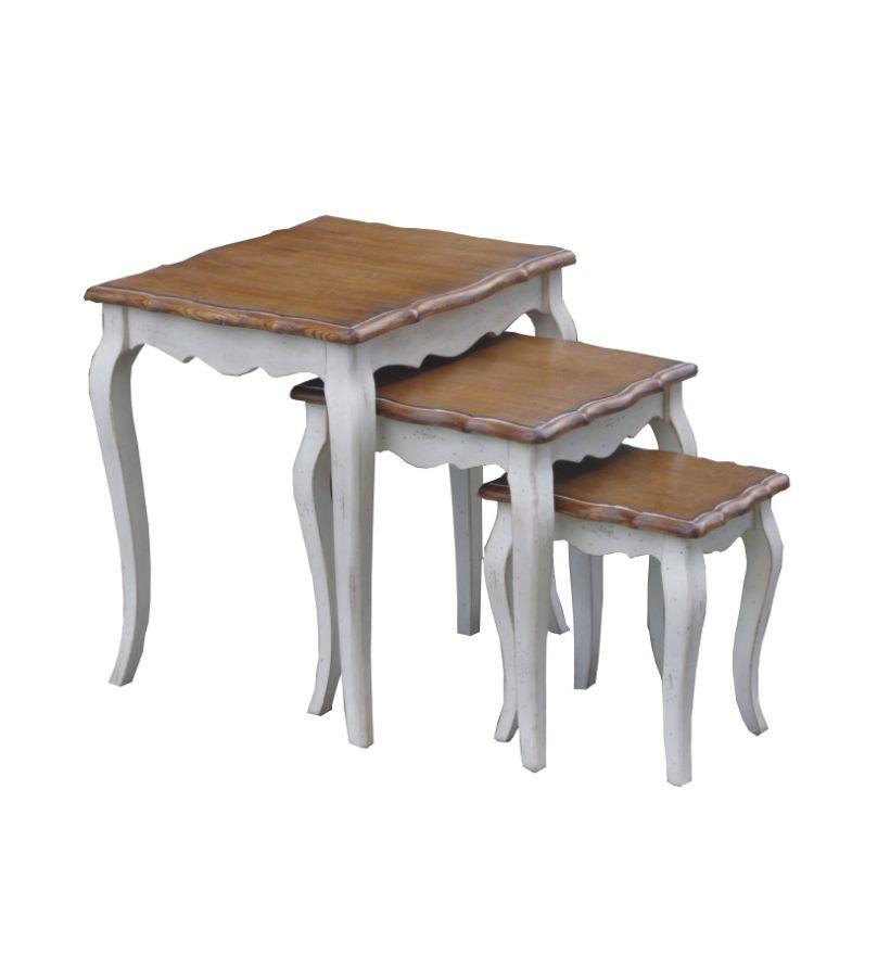 Консольные столики (комплект) Mobilier de Maison