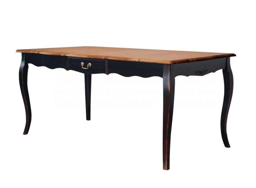 Обеденный стол Тёмный шоколад