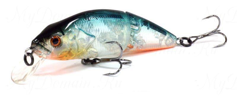 Воблер ASAKURA PERCH 7J SR-F 997 цвет, 7,4 см., 11,7 гр, заглубление 0,6 - 1,2 м.,
