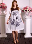 купить платье с лисами