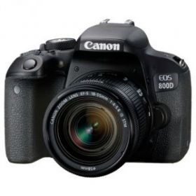 Canon EOS 800D Kit 18-55 MM IS STM