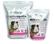 FIORY Micropills Puppy Maintenance Guinea Pigs Корм для морских свинок до 6 мес. (850 г)