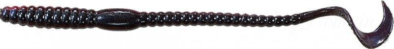 Червь MISTER TWISTER Phenom Worm 15 см уп. 20 шт. N34 (фиолетово-перламутровый с темной спинкой)
