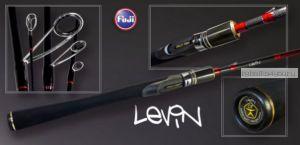 "Спиннинг Crazy Fish LEVIN CFL-6'2""-L-T (1-8g 190cm 6'2"")"
