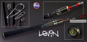 "Спиннинг Crazy Fish LEVIN CFL-6'6""-L-T (2-12g 200cm 6'6"")"