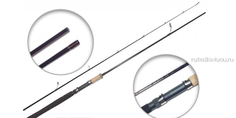 Купить Спиннинг German Patrocl IМ8 2,28 м / тест 10 - 30 гр