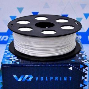 PLA пластик VolPrint 1,75мм белый, 1кг
