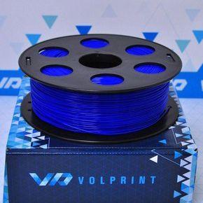 PLA пластик VolPrint 1,75мм синий, 1кг