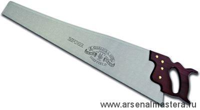 Пила-ножовка Garlick/Lynx 508мм (20) 8tpi Thomas Flinn М00005116