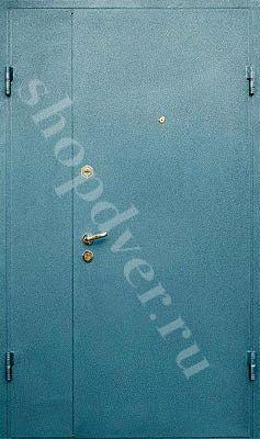 Тамбурные  двери порошковое напыление винилискожа