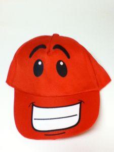 Красная бейсболка для мальчика