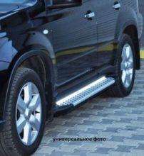 Боковые подножки ARP, серия Artemis LED, с подсветкой, алюминий