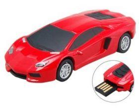 Флешка - Ламборджини (USB 2.0 / 16GB)