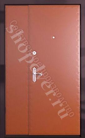 Тамбурные  двери эконом класса