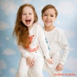 Пижамы для мальчика и девочки