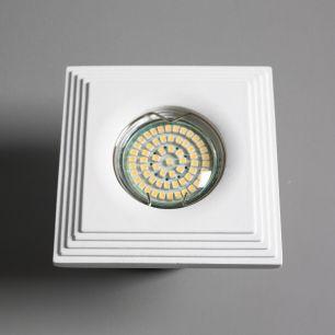 Гипсовый светильник SV 7155