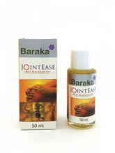 Согревающее массажное масло Барака (смесь масел), 50мл