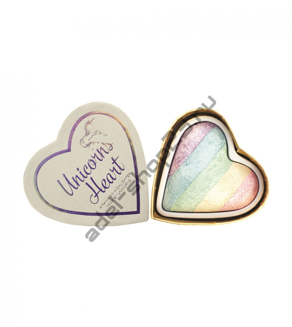 "I Love MakeUp - Хайлайтер ""I Heart Makeup Unicorns Heart"""