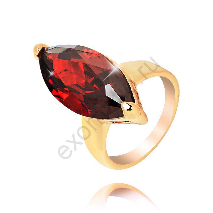 Кольцо Crystal Shik 34160-26629.Кольцо Под золото