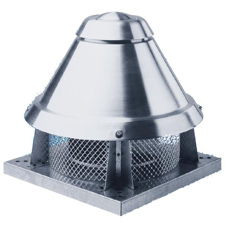 Крышный вентилятор для усиления тяги Turbocamino