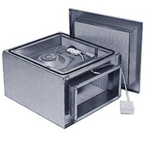 Канальный вентилятор в изолированном корпусе IRE 40x20 D
